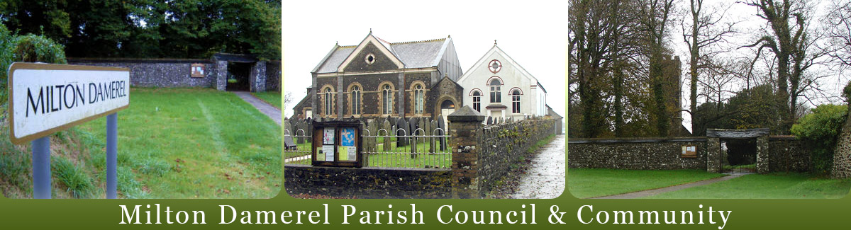 Header Image for Milton Damerel Parish Council